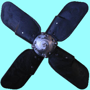 Kiwiprop: Kiwi feathering propeller with 4 blades